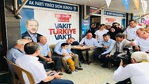 """Bülent Turan; """"Çok Kıymetliyse CHP'ye Başkan Yapsaydınız"""""""