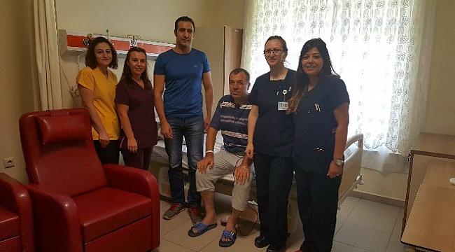 Ezine'de Laparoskopik Parsiyel Nefrektomi Ameliyatı