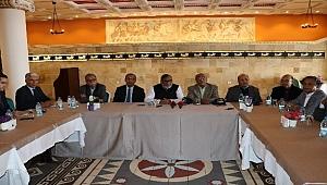 Bangladeş Kurtuluş Savaşı İşleri Bakanı AKM Mozammel Huq Çanakkale'de