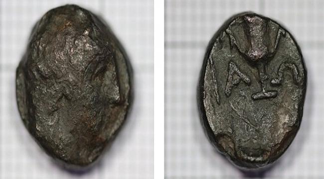 2700 yıllık Limnai antik kenti keşfedildi