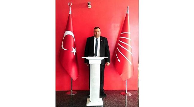 CHP Ezine İl Genel Meclis Adayı Hüseyin Aşkın Gülşen'in Yeni Yıl Mesajı