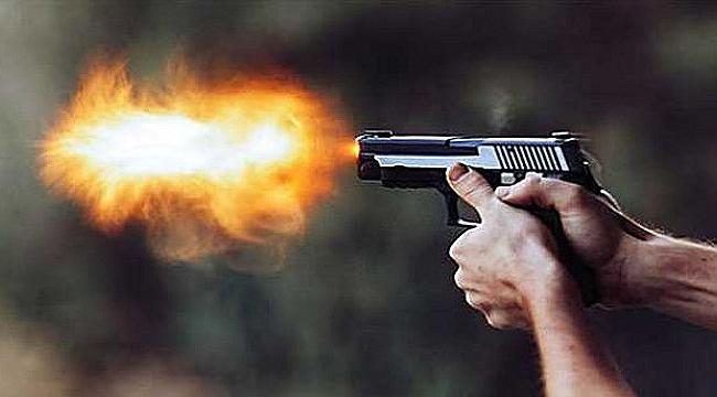 Çanakkale'de çıkan kavgada silahlar konuştu.