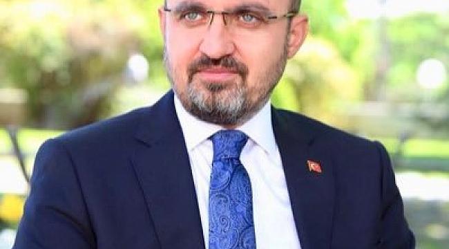 AK Parti Grup Başkanvekili Bülent Turan