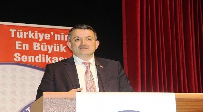 """Bakan Pakdemirli """"Kale-i Sultaniye Çanakkale"""" programına katıldı"""