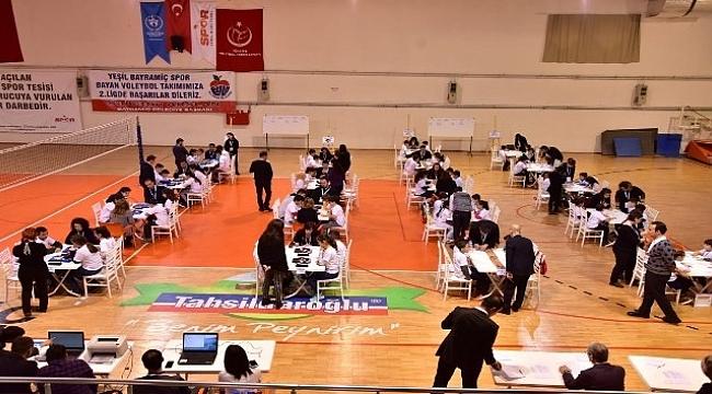 Bayramiç'te Akıl ve Zeka Oyunları Turnuvası'nın finali yapılacak