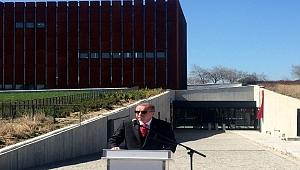 Erdoğan Troya Müzesi'nin açılışında konuştu: