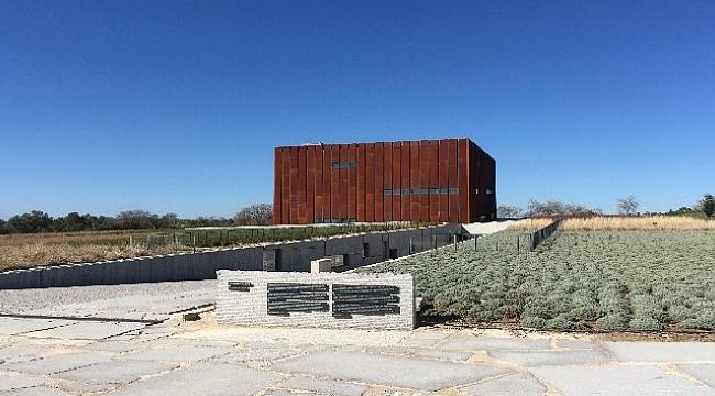 İşte Cumhurbaşkanı Erdoğan'ın açılışını yaptığı Troya Müzesi