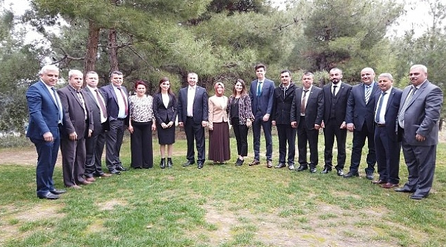 Kepez'de birlik ve beraberlik buluşması