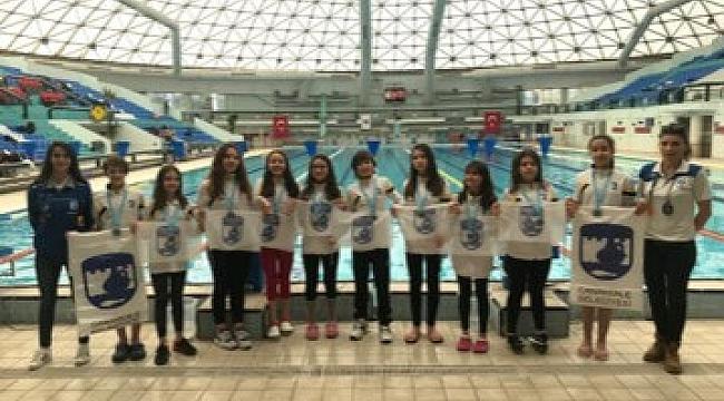 Çanakkale Belediyespor Yüzme Takımı Kentimizi Gururlandırdı…