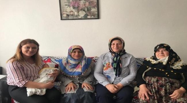 Lapseki'de 'Hoş Geldin Küçük Hemşehrim' proje çalışmaları devam ediyor