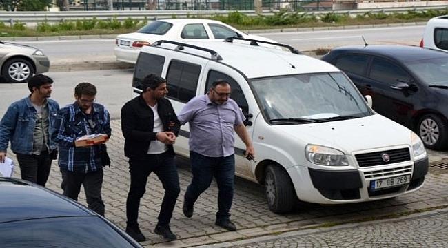 Suç makinesi Biga'da yakalandı
