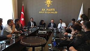 """""""Köylerimizin Sorunlarını En Aza İndirmek İstiyoruz"""""""