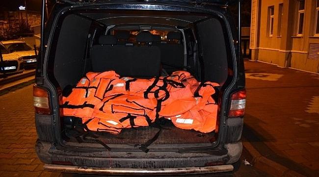7 ayda 39 göçmen kaçakçısı tutuklandı