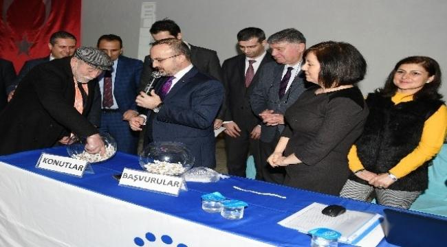 Bülent Turan'dan 'İntepe Toplu Konut Projesi' açıklaması