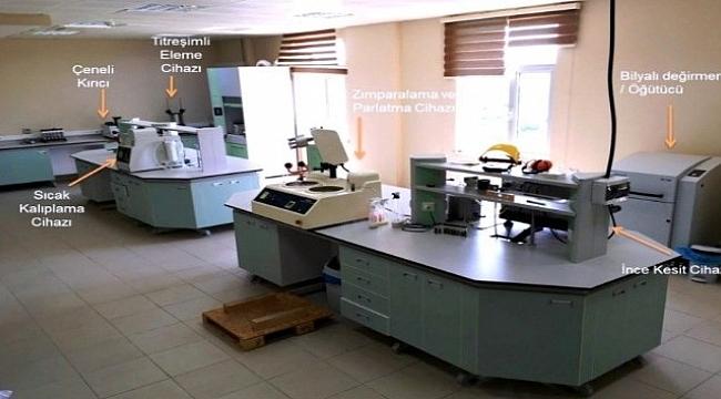 Ulusal meteorit araştırmaları laboratuvarı, ÇOMÜ'de faaliyete başladı