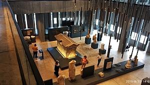 Biga Kent Konseyi Kent Müzesi ve Arşivi Çalışma Grubu Çanakkale'de