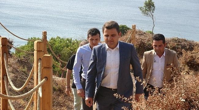 Arıburnu Yürüyüş Güzergâhı' projesi tanıtıldı