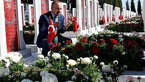 Bülent Turan'ın Gaziler günü mesajı