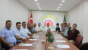 Çanakkale Ziraat Odası 70. Meclis Toplantısı bugün gerçekleşti.