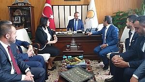 """AK Parti Grup Başkanvekili Bülent Turan, """"Çanakkale'mizin Tüm Sorunlarını Titizlikle Çözüme Kavuşturuyoruz"""""""