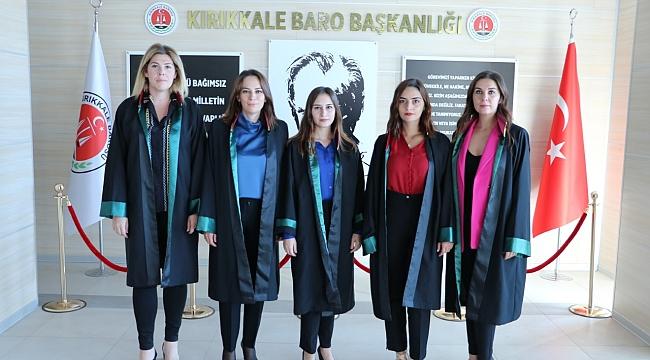ÇANAKKALE BAROSU EMİNE BULUT DAVASINA KATILDI