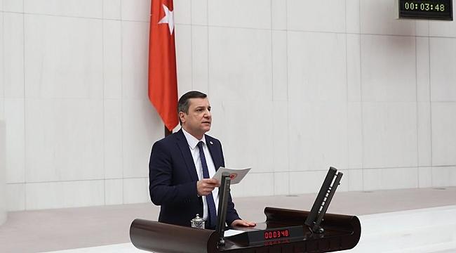 CHP Çanakkale Milletvekili Özgür Ceylan Meclis'te Ekonomiyi Eleştirdi