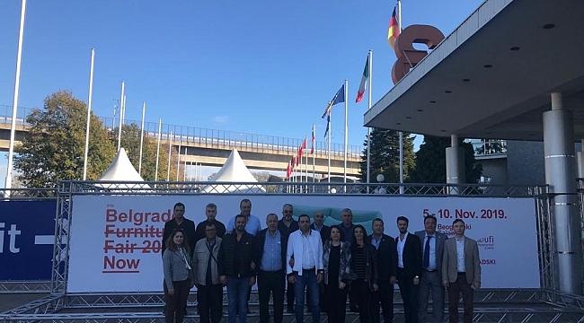 ÇTSO BELGRADE FURNITURE FAIR 2019 FUARINDA