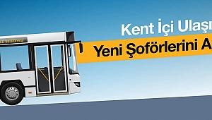 Kent İçi Ulaşım Yeni Şoförlerini Arıyor…