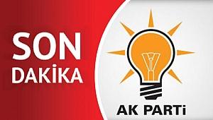 Ak Parti Çanakkale İL Başkanlığı İçin  3 Aday Ankara Yolunda