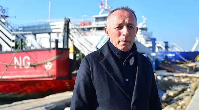 Gemi kazasın'da can ve mal kaybı yok