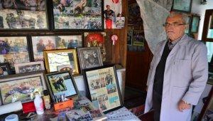 TÜRKİYE'NİN YAŞAYAN İNSAN HAZİNELERİ - Er meydanındaki yiğitlerin 64 yıllık yol arkadaşı İrfan usta