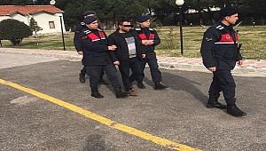 Cezaevi firarisi otogarda yakalandı