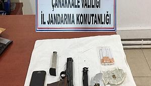 Karabiga'da uyuşturucu operasyonu