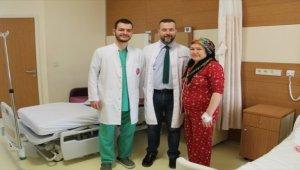 ÇOMÜ'de endoskopik yöntemle omurilik daralması ameliyatı yapıldı