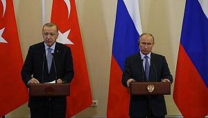 Cumhurbaşkanı Erdoğan:İdlib'de,bu gece 00.01 itibariyle ateşkes yürürlüğe girecektir.