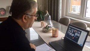 Koronavirüs tedbirleri kapsamında toplantılar ve etkinlikler online yapılıyor