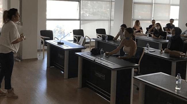 Tıp Öğrencilerine Temizlik Eğitimi Verildi