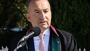 Av. Bülent Şarlan, Sosyal Medya Hesabından, Yeniden Baro Başkanlığı  Adaylığını Açıkladı