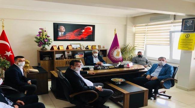 CHP Çanakkale Milletvekili Özgür Ceylan'dan Esnafa Destek