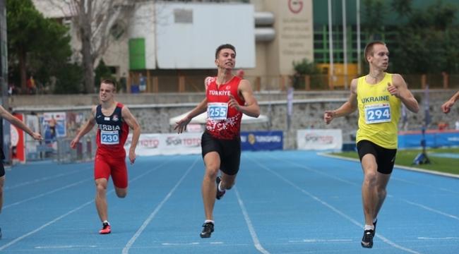 Turkcell ana sponsorluğunda Çanakkaleli milli atlet Oğuz, Balkan şampiyonasına damga vurdu
