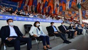 AK Parti'li Dağ, Çanakkale Merkez İlçe Kongresi'ne katıldı: