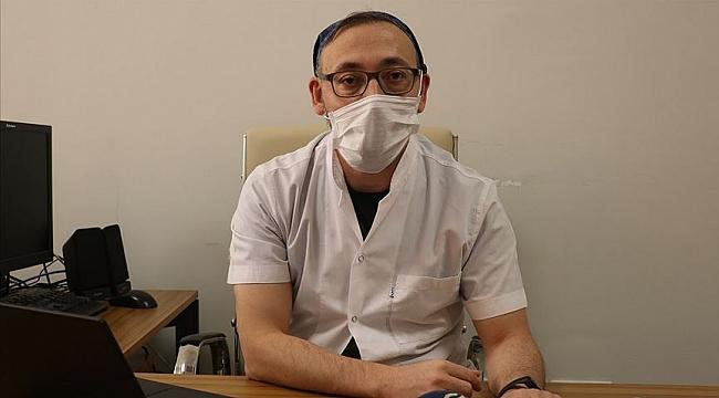 Dr. Öğretim Üyesi Ölmez: 26 yaşındaki hastalar dahi entübe oldu, kendi başlarına nefes alamadılar