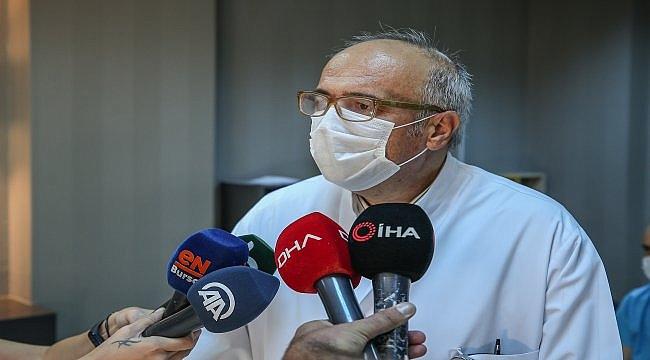 Uludağ Üniversitesinde Kovid-19 aşı denemelerine başlandı