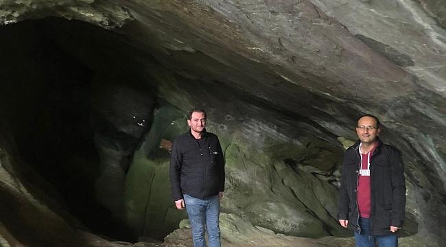 Bayramiç'teki O MağaraTurizme Kazandırılıyor