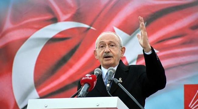 CHP lideri Kılıçdaroğlu, Çanakkale'de