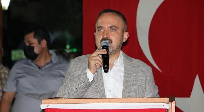 AK Parti'li Turan: Fondaş muhaliflik Türkiye dışına hizmettir